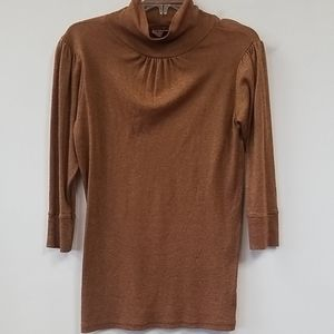Bronze brown Shirt